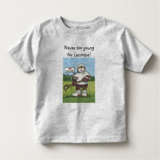 Lacrosse Toddler Shirt