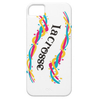 Lacrosse Twists iPhone 5 Cases