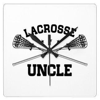 Lacrosse Uncle Clocks