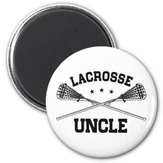 Lacrosse Uncle Magnet