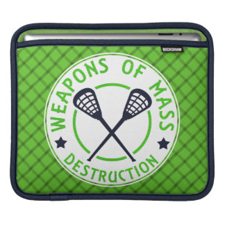 Lacrosse Weapons of Destruction Tablet Case