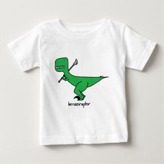 lacrossiraptor baby T-Shirt