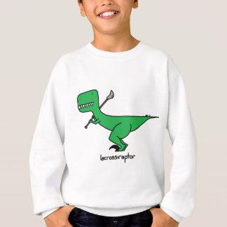 lacrossiraptor sweatshirt