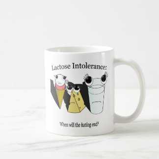 Lactose Intolerance Coffee Mug