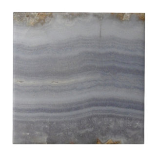 Lacy Blue Agate Natural Cabochon Tile