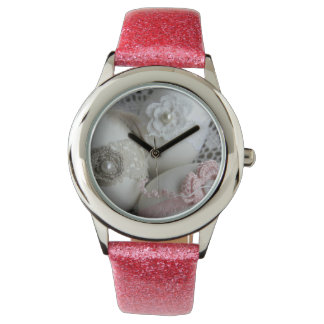 Lacy Easter Eggs Wrist Watches