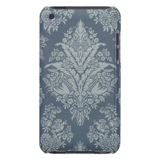 Lacy Vintage - Antique Teal Green Barely There iPod Covers