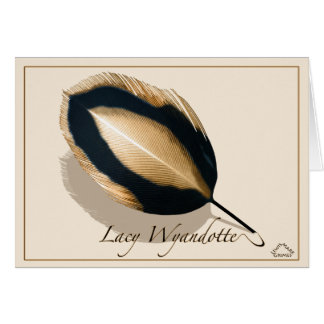 Lacy Wyandotte - Card