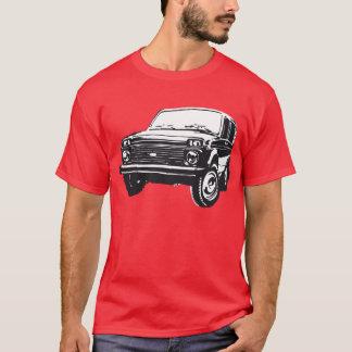 Lada Niva illustration T-Shirt