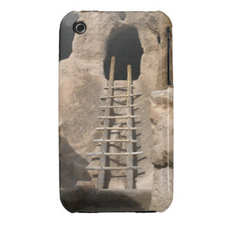 Ladder and Entrance of Cliff Dwelling iPhone 3 Case-Mate Case