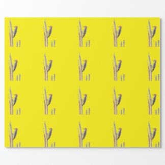 Ladder-Backed Woodpecker Wrapping Paper