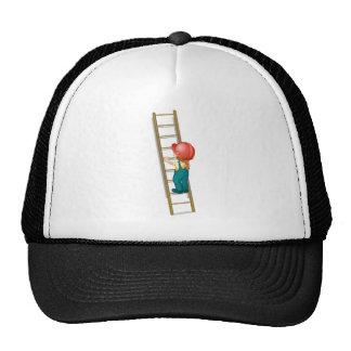 ladder trucker hat