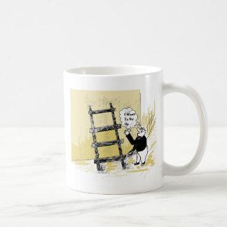 Ladder Coffee Mugs