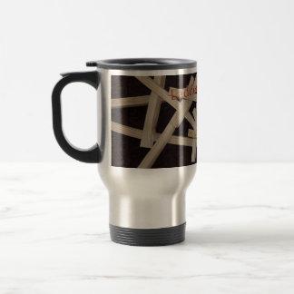ladder of success coffee mug