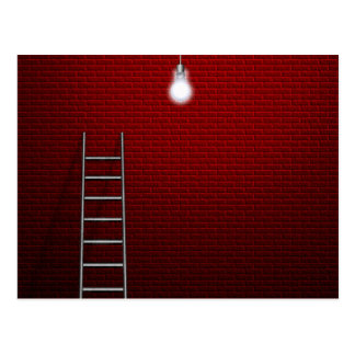 Ladder to Light Postcard