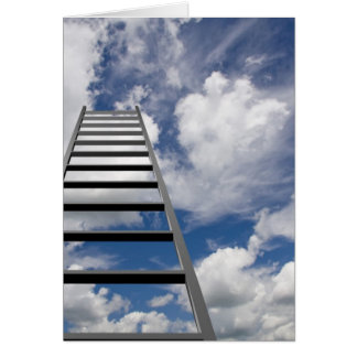 Ladder to Success Card
