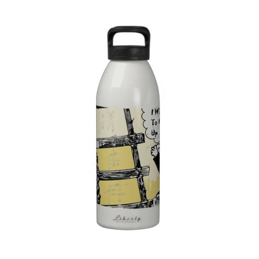 Ladder Reusable Water Bottles