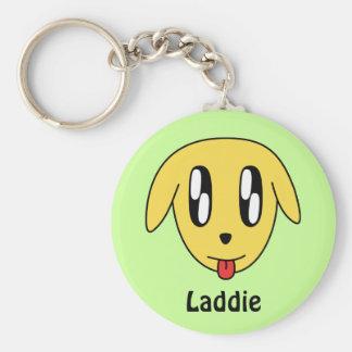 Laddie Keychain