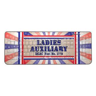 Ladies Auxiliary Custom Keyboard