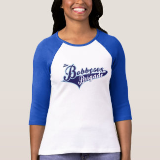 Ladies Bella Brand Brigade Baseball Shirt