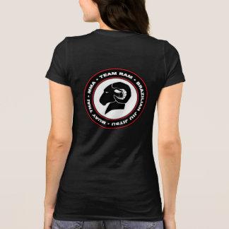 Ladies' Bella+Canvas Black RAM T-Shirt