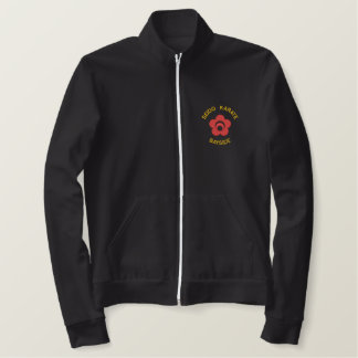 Ladies Black Bayside Seido Karate Jacket