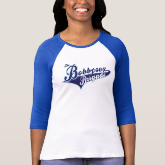 Ladies Brigade Baseball Shirt