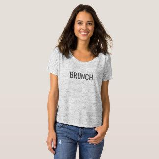 """Ladies """"Brunch"""" Boyfriend Shirt"""