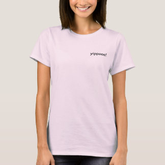 ladies casual t-shirt