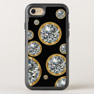Ladies Classy Bling OtterBox Symmetry iPhone 7 Case
