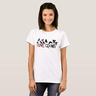 Ladies Crow Tshirt