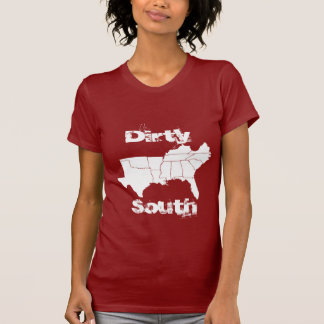 Ladies Dirty South Tee