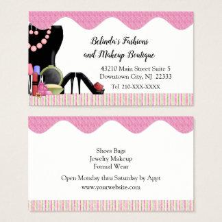 Ladies' Fashion Boutique Business Card