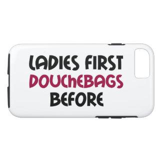 Ladies First iPhone 7 Case