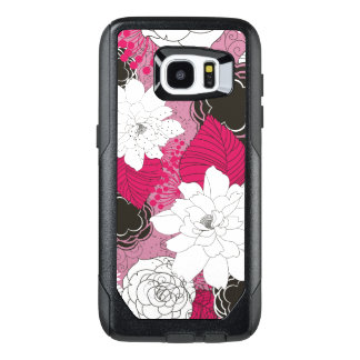 Ladies Floral Pattern OtterBox Samsung Galaxy S7 Edge Case