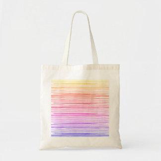 Ladies fresh stripes Tote bag : New!