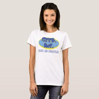 Ladies' Geek, Inc. Store T-Shirt