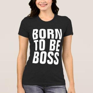 Ladies Girl BOSS T-shirts