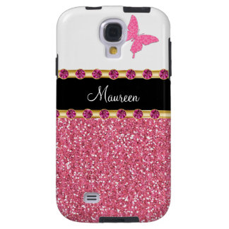 Ladies Glitzy Galaxy S4 Cases