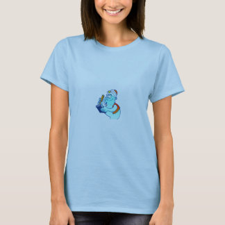 Ladie's Grocery Genie logo T-shirt