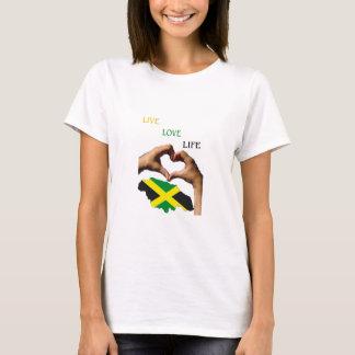 Ladies Jamaican blouse T-Shirt