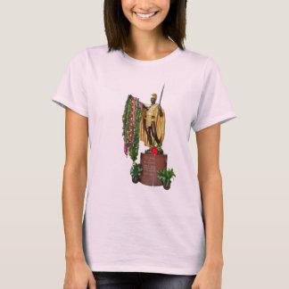 Ladies Kamehameha Lei Tshirt