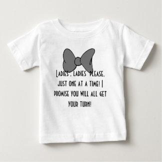 Ladies, ladies please! tshirts