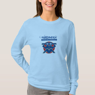 Ladies Long Sleeve - Birdman Brewing Company T-Shirt