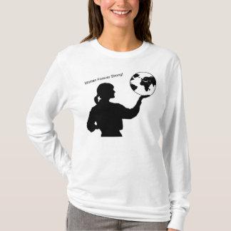 Ladies long sleeve t-shirt