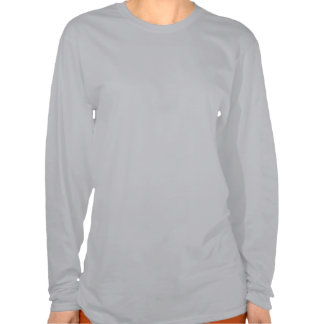 Ladies Long Sleeve T-Shirt w/ I WILL NOT COMPLY
