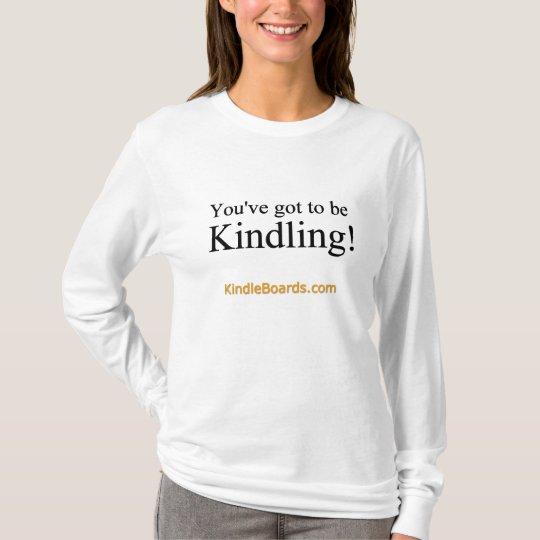 Ladies Long-Sleeve T T-Shirt