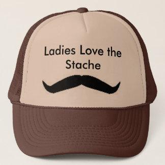 Ladies Love the Stache Hat