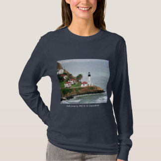 Ladies LS T / Point Loma Lighthouse T-Shirt