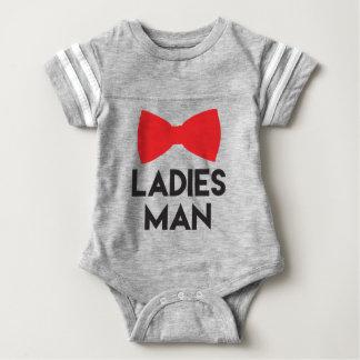 Ladies Man Baby Bodysuit